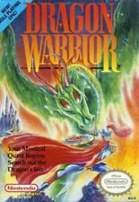 Dragon Warrior NES Cart Only Tested
