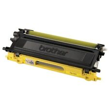 Brother TN115Y Original Toner Cartridge - Laser - 4000 Pages - Yellow - 1 Each (