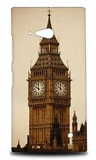 BIG BEN CLOCK TOWER #1 HARD CASE COVER FOR NOKIA LUMIA 730 DUAL SIM