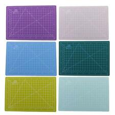 A5 22x15cm Self-Healing Non Slip Cutting Mat Scrapbooking Quilting Craft Cut Pad