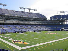 Baltimore Ravens vs Pittsburgh Steelers - 2 lower level tickets. Great Seats!
