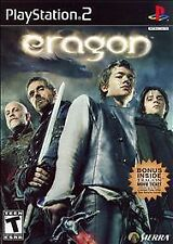 Eragon - PS2 Playstation 2 Game (Disc Only)