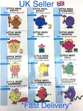 Little Miss Reading Funny Books By Roger Hargreaves 12 Books To Choose From C60