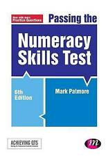 Passing the Numeracy Skills Test by Mark Patmore (Paperback, 2015)