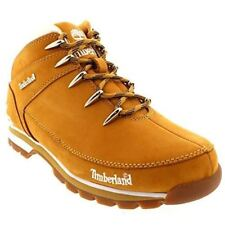 Mens Timberland Euro Sprint Casual Wheat Walking Hiking Ankle Boots-Wheat