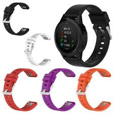 Silicone Rubber Wrist Strap Band with Metal Buckle For Garmin Fenix 5 Watch