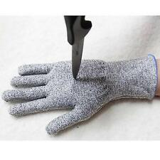Cut Resistant Proof Gloves Level-5 Butcher Protective Safety Work Gloves S-XL