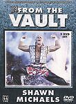WWE From The Vault: Shawn Michaels 2 Disc Set