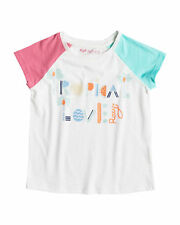 NEW ROXY™  Girls 2-7 Raglan Bico T Shirt Girls