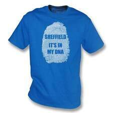 Sheffield - It's In My DNA (Sheffield Wednesday) Kids T-Shirt
