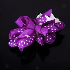 Baby Boutique Girl Toddler Costume Corker Hair Bows with French Clips Headwear