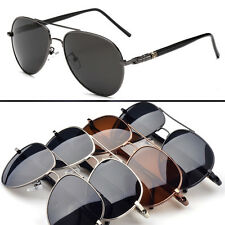 Polarized Mens Sunglasses Driving Aviator Outdoor Shades Eyewear Glasses UV400 l
