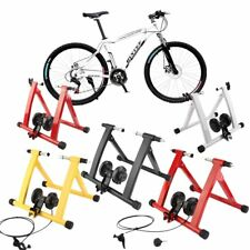 Turbo Trainer Magnetic Indoor Bike Trainer for Road/Mountain Bicycle Biking NEW