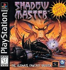 Shadow Master PS1 Game