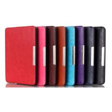 Leather Kindle Touch Strap Slim Case Cover For Amazon Kindle Paperwhite 1 2 3