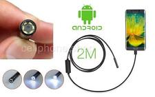 Waterproof 7.0 mm camera Endoscope inspection for Android micro USB Smart Phone