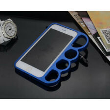For Apple iphone 7 Plus Rings frame Knuckles aluminum alloy metal bumper Case