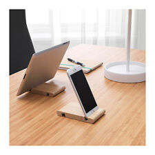 IKEA BERGENES SIGFINN BAMBOO mobile phone stand holder for mobile phone/tablet