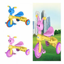 Baby Kids Bicycle Trike Pushchair Toddler Bike Tricycle Outdoor Ride-On Toy New