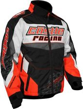 CASTLE X MENS BOLT G2W SNOWMOBILE WARM WINTER JACKET COAT -  Medium - Closeout