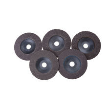 NEW 100mm Flap Sanding Discs 60-320 Grit Grinding Wheels Blades Angle Grinder GD