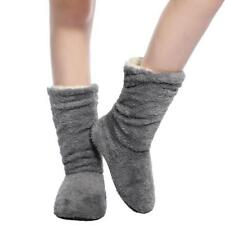 Women Plush Home Shoes Slippers Indoor Floor Skidproof Slipper Winter Soft New
