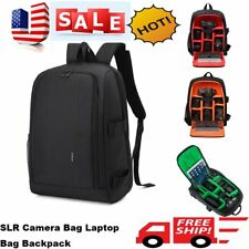 Waterproof Super SLR Camera Bag Laptop Bag Shoulder Backpack Rucksack Case Pouch