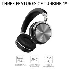 Bluedio T4 Active Noise Cancelling Wireless Bluetooth Headphones Headset Mic Kit