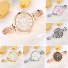 Luxury Women Watch Rhinestone Stainless Steel Bracelet Analog Quartz Wrist Watch