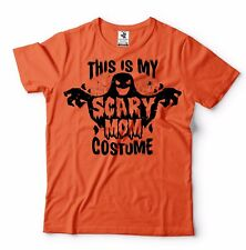 Scary Mom Costume Halloween Tee shirt gift for Mom Mother Halloween Costume Tee