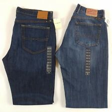 Lucky Brand 121 Sim Fit /221 Classic Straight Leg Blue Jeans Size 36 x 32 NWT
