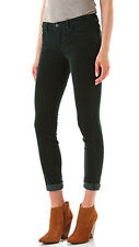NWT J Brand Green Corduroy Mid-Rise Colored Skinny Cord Jeans Pants $198