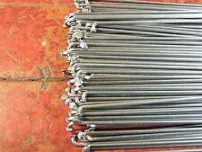 """DT SWISS COMP """"LITE"""" Silver Spokes 2.0/1.8mm Single Butted *Any Qty**Any Length*"""