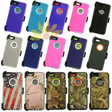 For Apple iPhone 6S Plus Case Cover(Belt Clip fits Otterbox Defender series)