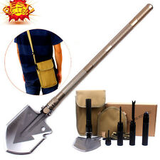 Professional Military Tactical Multifunction Shovel Outdoor Camping