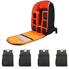All in 1 Travel Camera Backpack Waterproof Bag Case for Digital Camera&Parts