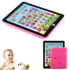 Children Kids English Learning Intelligence Toys Educational Pad Computer Tablet