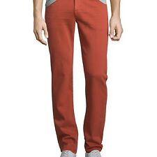 7 FOR ALL MANKIND MENS LUXE PERFORMANCE: SLIMMY CAYENNE JEANS