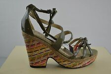 Miss Sixty Nadia Sandals High-heeled high heels summer shoes size 37