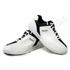 Dexter Ricky III Men's Bowling Shoes White/Black Super Entry Shoe