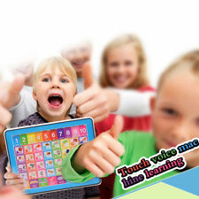 Touch Voice Machine Learning YS2921D English Study Pad Portable Kids Children