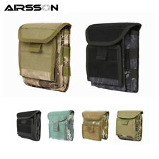 Tactical Admin Magazine Pouch Storage Molle 1000d Bag Hunting Black Tan Mag New