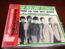 ROLLING STONES Time Is On My Side b/w Congratulations CD PODD-1002 NEW SEALED