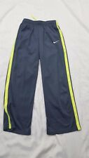 Nike Dri-Fit Boy's Basketball Athletic Warm-Up Pants Youth LARGE