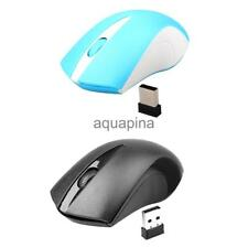 2.4G USB 2.0 Wireless Optical Mouse Mice With Mini Receiver For Laptop PC