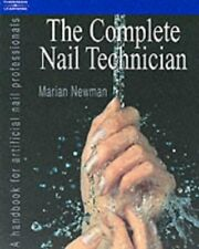 COMPLETE NAIL TECHNICIAN HAIRDRESSING AND BEAUTY INDUSTRY By Newman Marian *VG+*