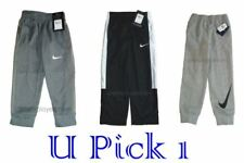 Nike Athletic Long Pants Sports Active little Boys Youth Warm Sweat Pant kids
