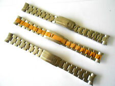 20MM STAINLESS STEEL STRAP FOR ROLEX SUBMARINER & GMT WATCH OYSTER BRACELET