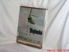 Skyhooks The Story Of Helicopters by Charles Coombs Dust Jacket
