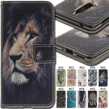 For Nokia 5 Fashion Card Wallet PU Leather Back Flip Case Cover Shockproof Skin